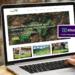 Tamar Grow Local rewarded with a new website courtesy of Studiovine